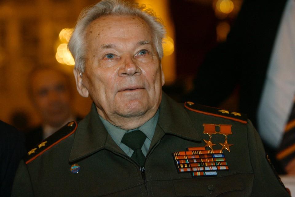 ВМоскве установят памятник Михаилу Калашникову