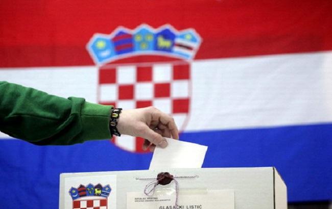 Оппозиция лидирует напарламентских выборах вХорватии— Данные exit poll