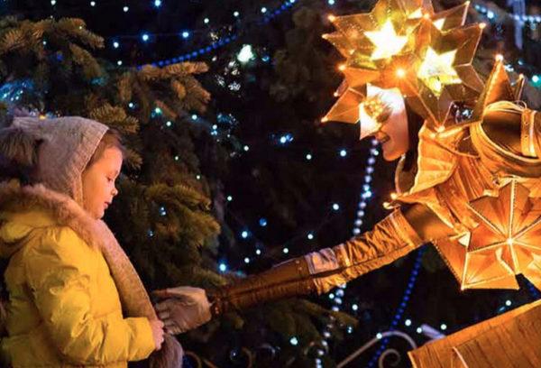Количество детских программ фестиваля «Путешествие вРождество» возросло в2,5 раза
