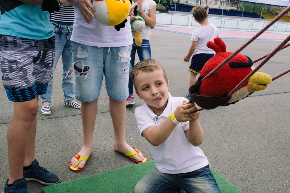 Анапа день защиты детей фото