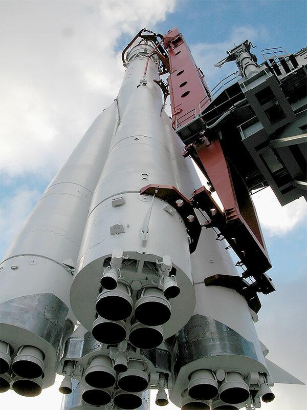 """Ракета """"Восток"""""""