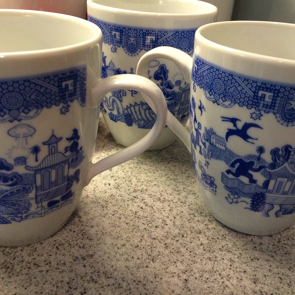 Calamityware: Mugs That Remind You It Could Always Be Much Worse