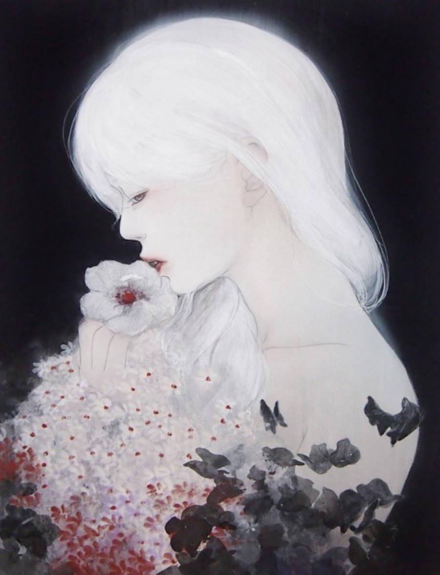 The Evanescent Illustrations of Kuroki Mitsuko