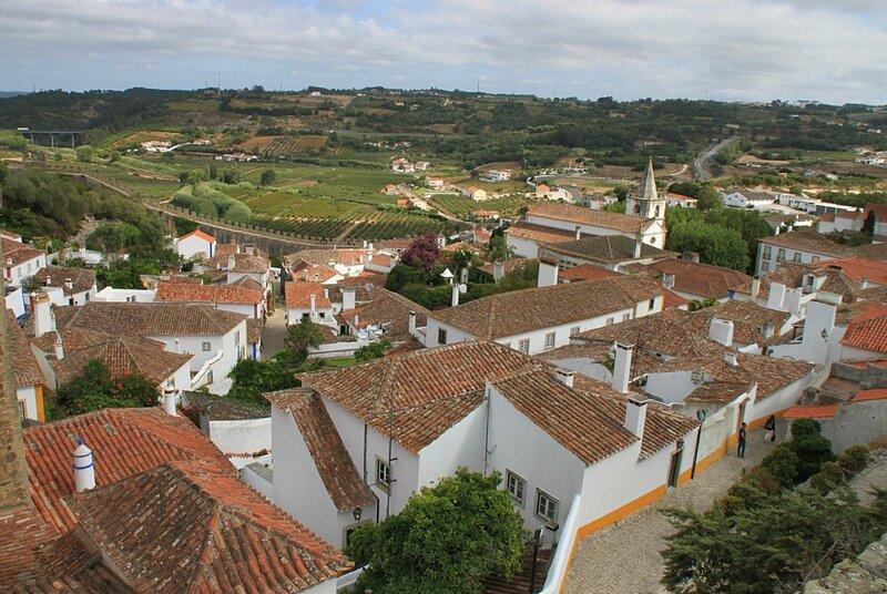 Обидуш, Португалия (Obidos, Portugal)