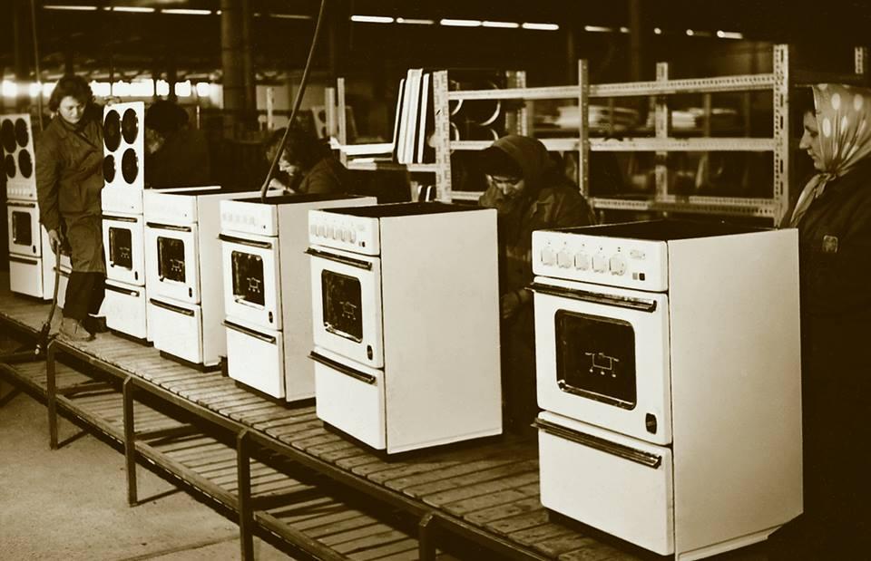 Gorenje конкурс - кухонные плиты