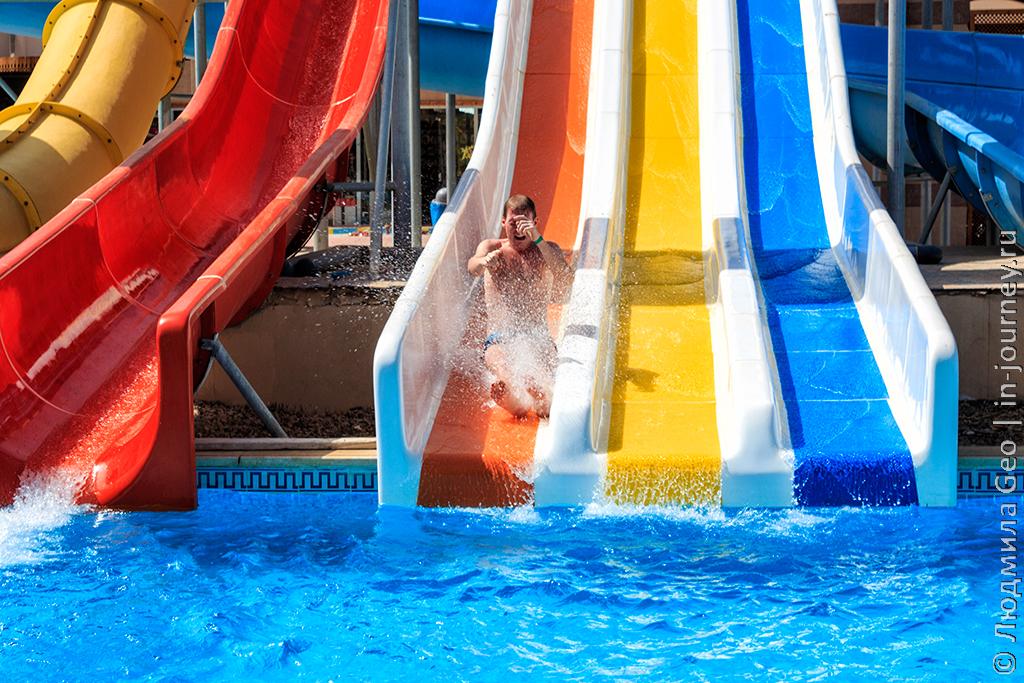 Mirage Bay 4 аквапарк