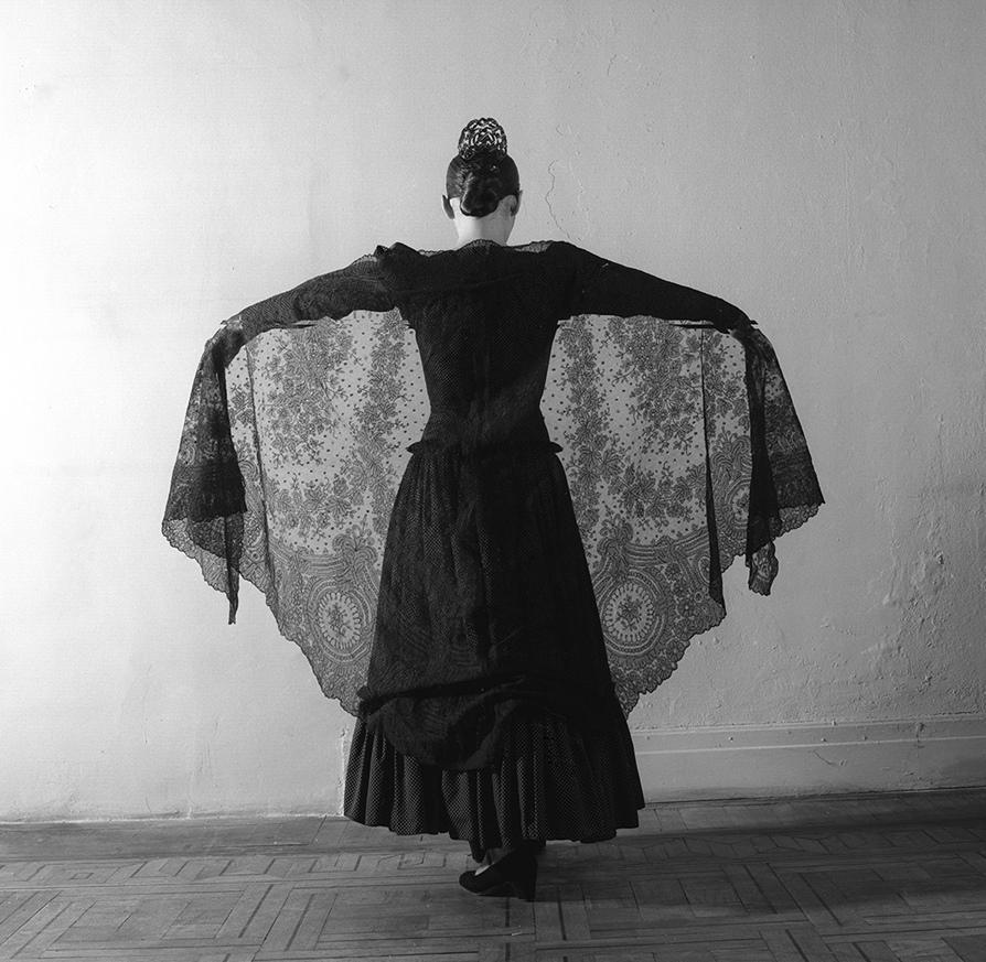 Страсть, ритм, изящество. Изабель Муньос.
