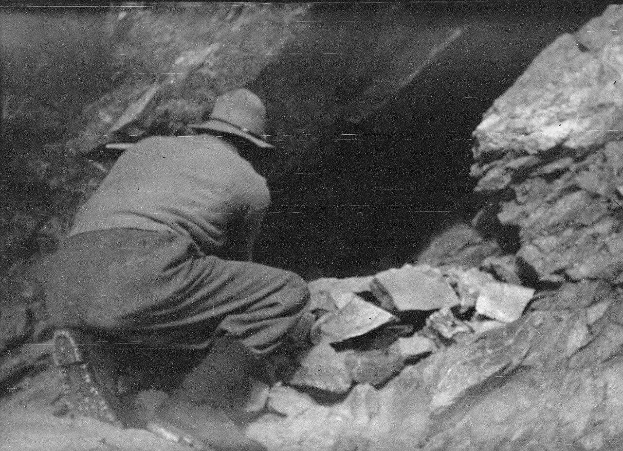 17-23 августа. Группа II. Дых-тау (5058 м). Первое восхождение по южному хребту Дых-тау. Фриц Гроссман