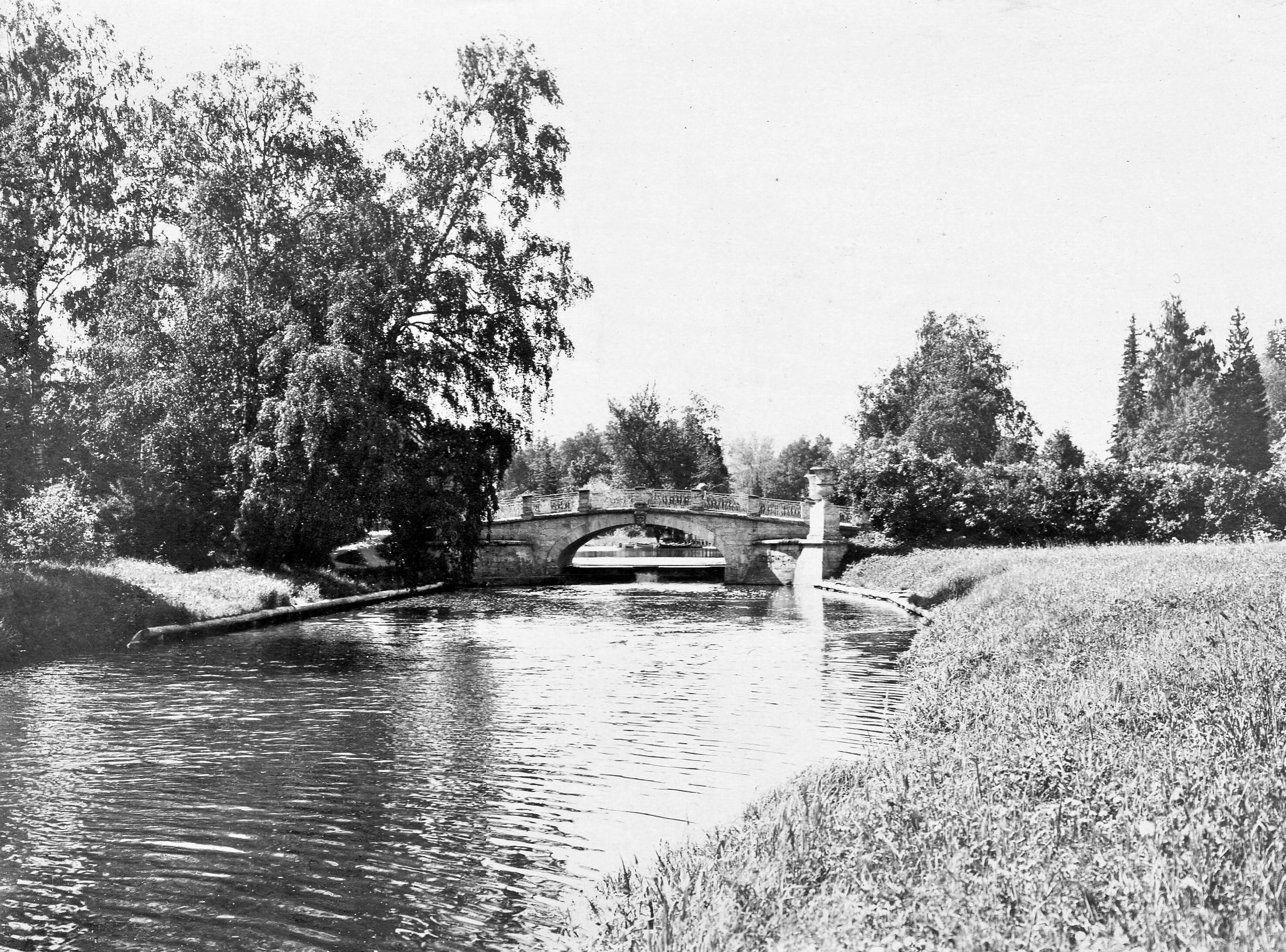 Висконтиев мост. 1890-е