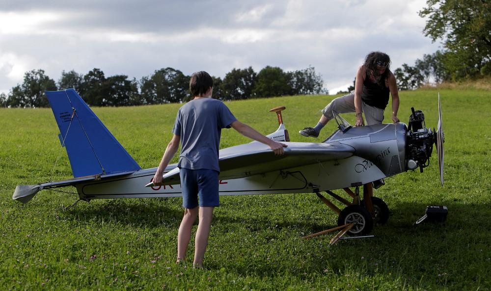 Как сделать самолет своими руками настоящий