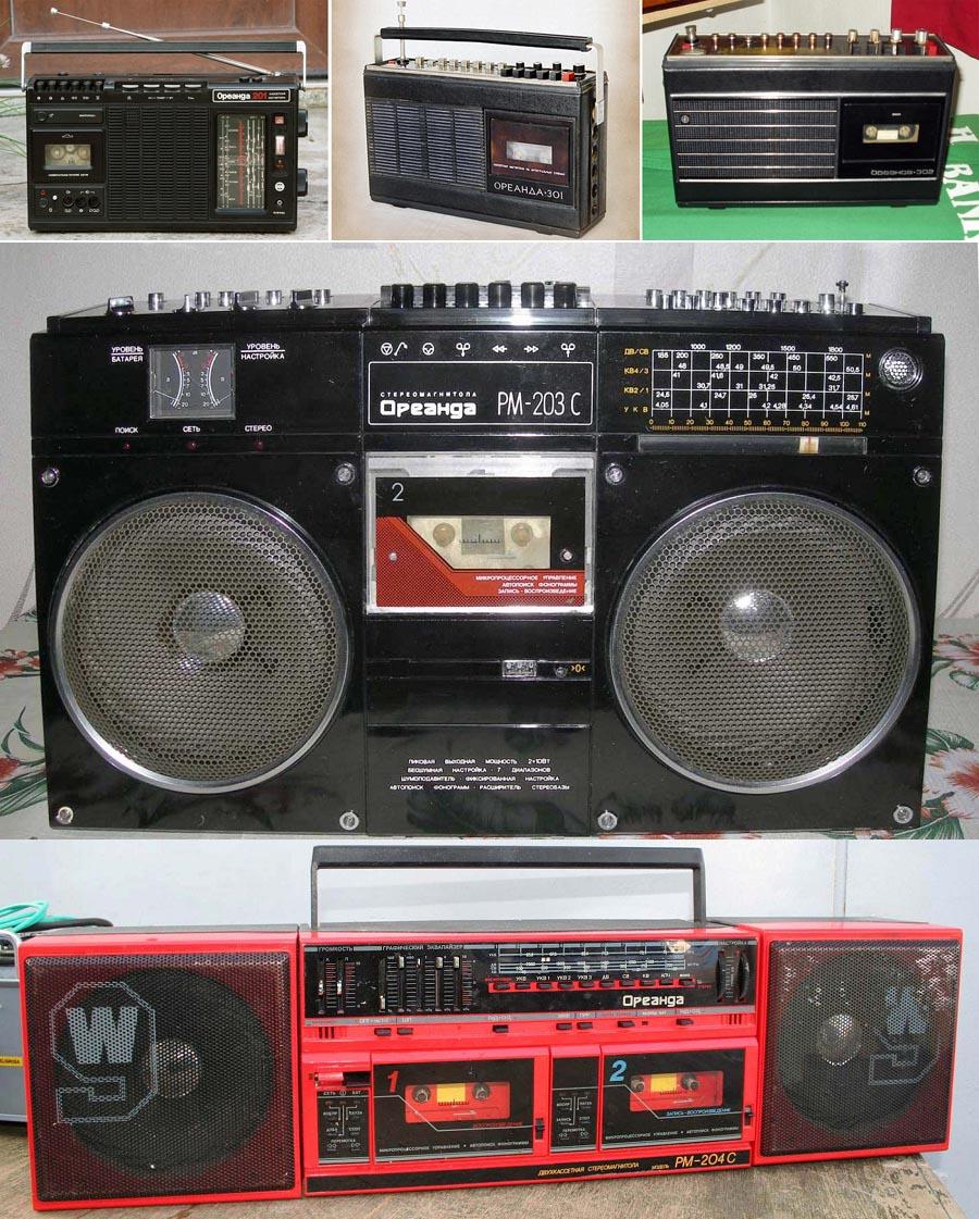 Крутая аппаратура пацанов 80-х. Продолжение