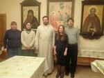 Студенты ПСТГУ посетили духовно-просветительский центр при Донском храме в Мытищах и ознакомились с новым проектом - детской экологической лабораторией Удивительный окружающий мир