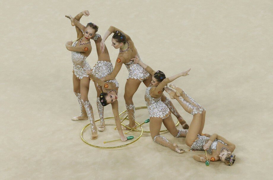 Rhythmic Gymnastics - Group All-Around Final