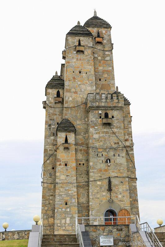 Башня вайнахов