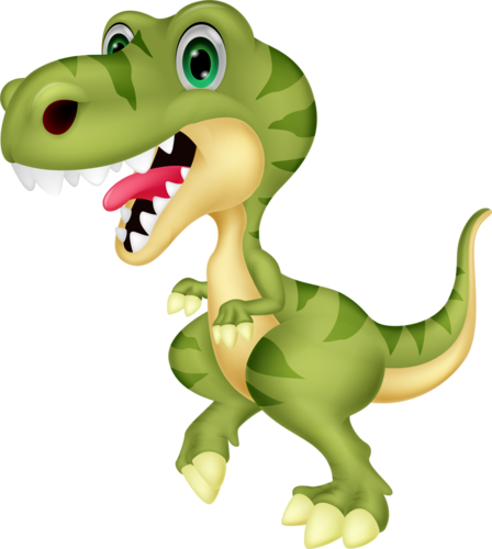 Клипарт динозаврики