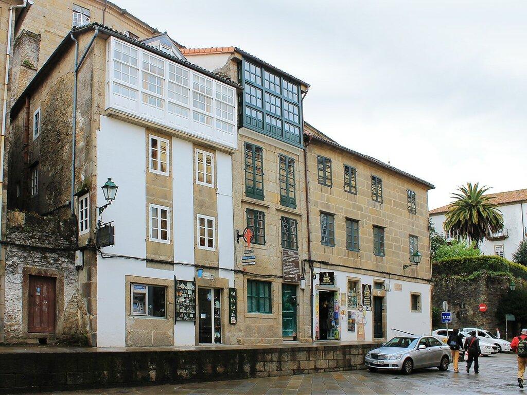 Сантьяго-де-Компостела