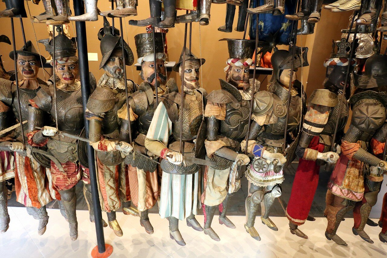Museo delle Marionette, Palermo