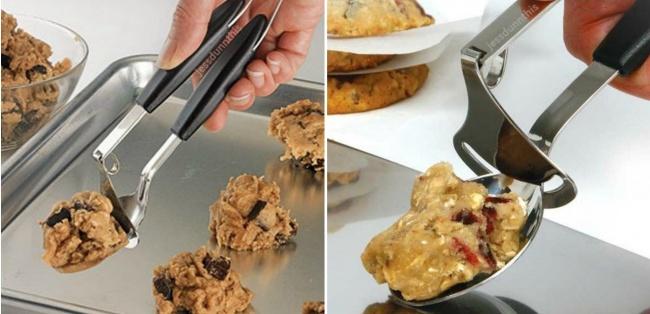 © kitchenkrafts.com  Невероятно крутая идея! Вызабудете, что такое пальцы втесте, иневымаж