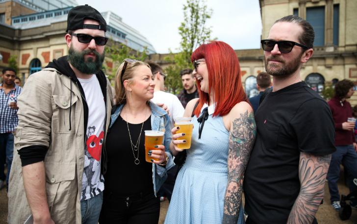 В столице Соединенного Королевства пинта пива в среднем обойдется вам в 5,48 доллара, а, к примеру,