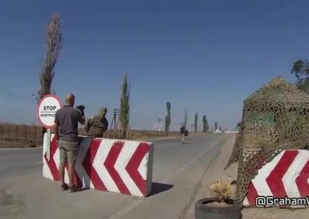 Слободян предупреждает опровокациях— Годовщина блокады Крыма