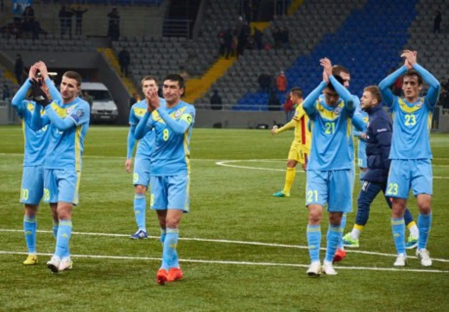 Сборная РФ пофутболу упала на56 место врейтинге ФИФА