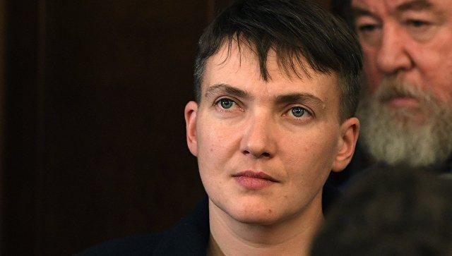 Тетерук: Комитет нацбезопасности поддерживает исключение Савченко