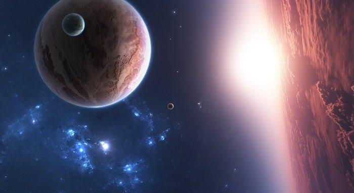 NASA представило «видео» звезды TRAPPIST-1