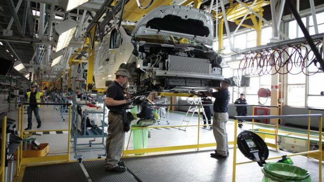 ВУкраинском государстве производство авто бьет рекорды