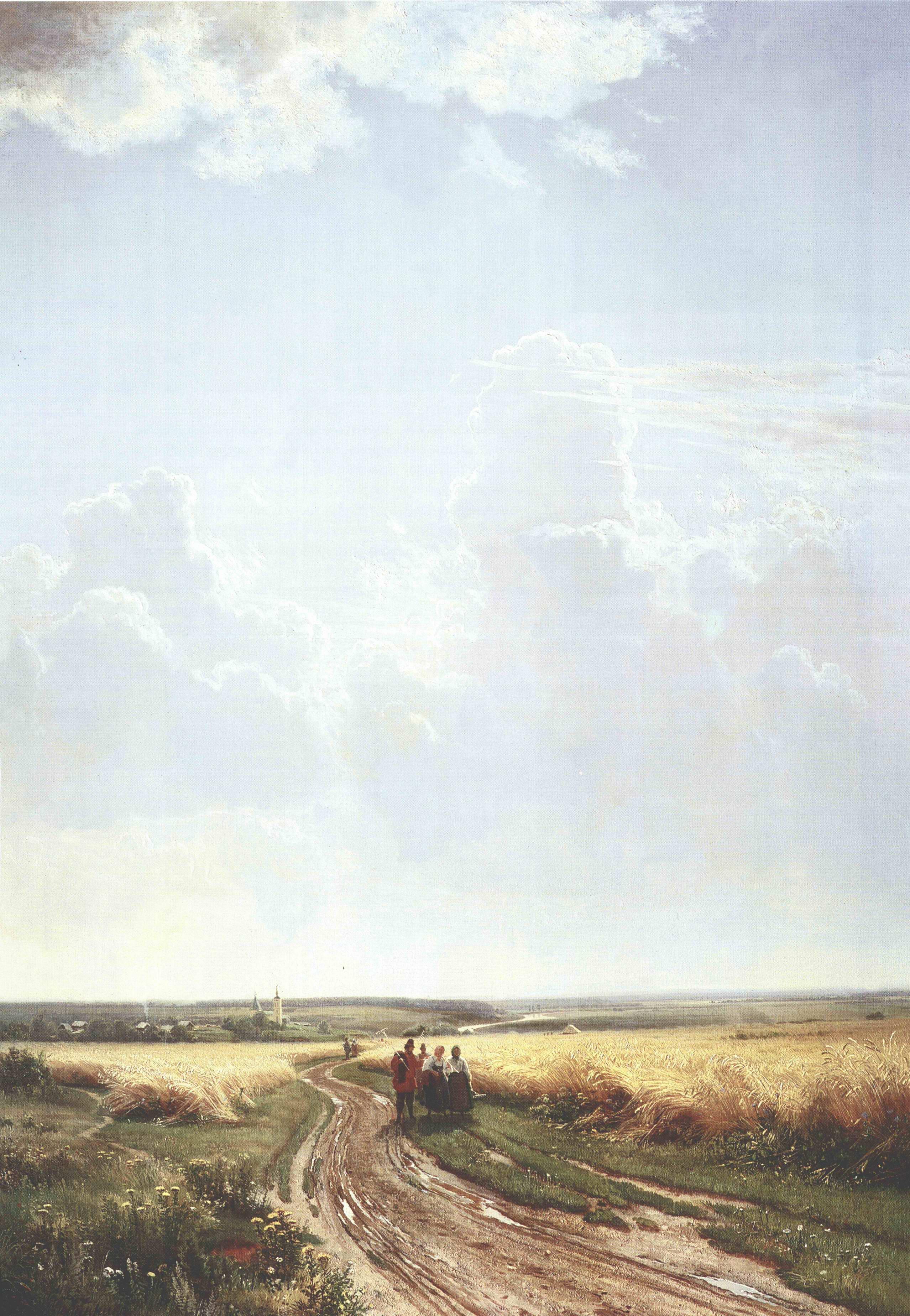 Из собрания шедевров мировой живописи... (225).jpg