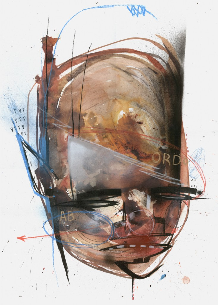 EK Sketchbook: Russ Mills