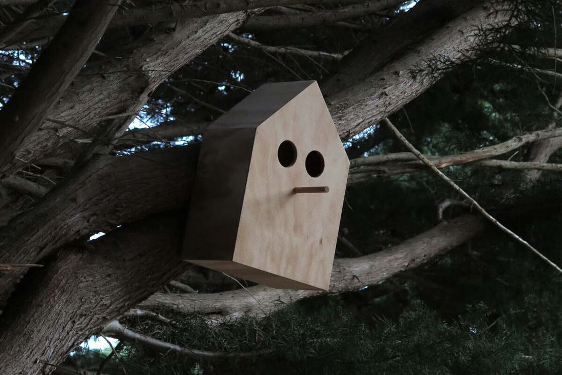 Creative Birdhouses - When two designers imagine birdhouses