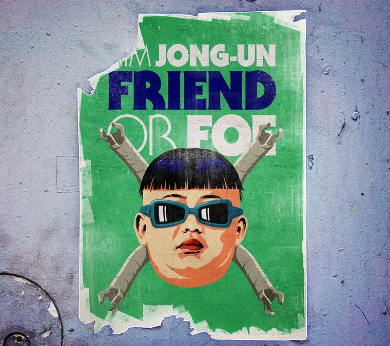 Quand Kim Jong-Un rencontre la Pop Culture