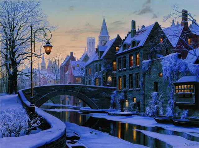 The Extraordinary Art of Eugene Lushpin