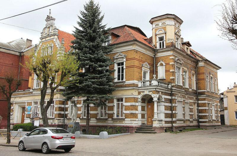 Черняховск, Истербург, Isterburg