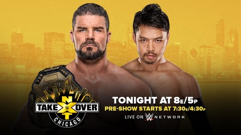 Post image of NXT TakeOver: Chicago