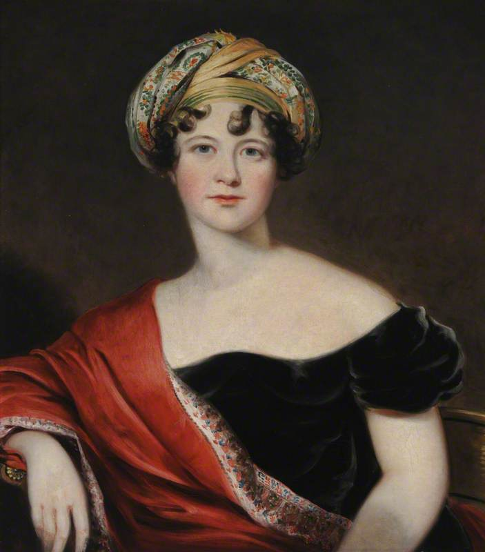 Lady Harriet Cavendish (1785-1862), Countess Granville
