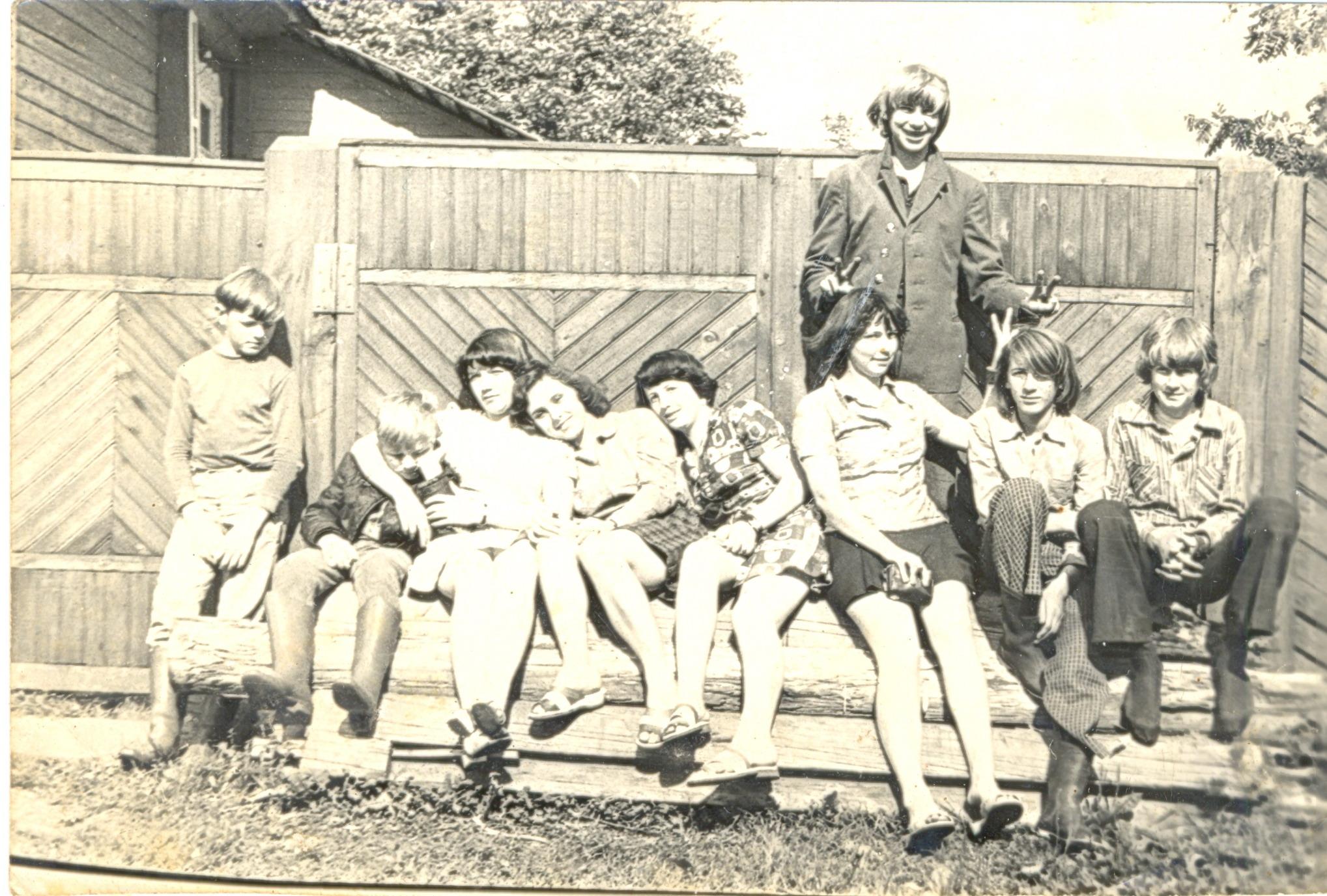 1975. На Большой улице