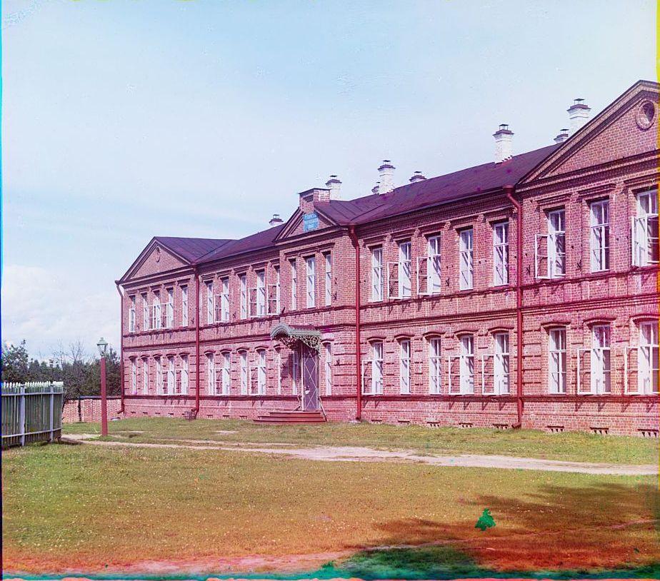 Леушинская женская школа