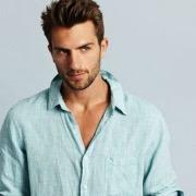 Мужчина в рубашке