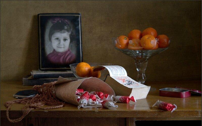 Фотограф Александр Сенников. Натюрморт.
