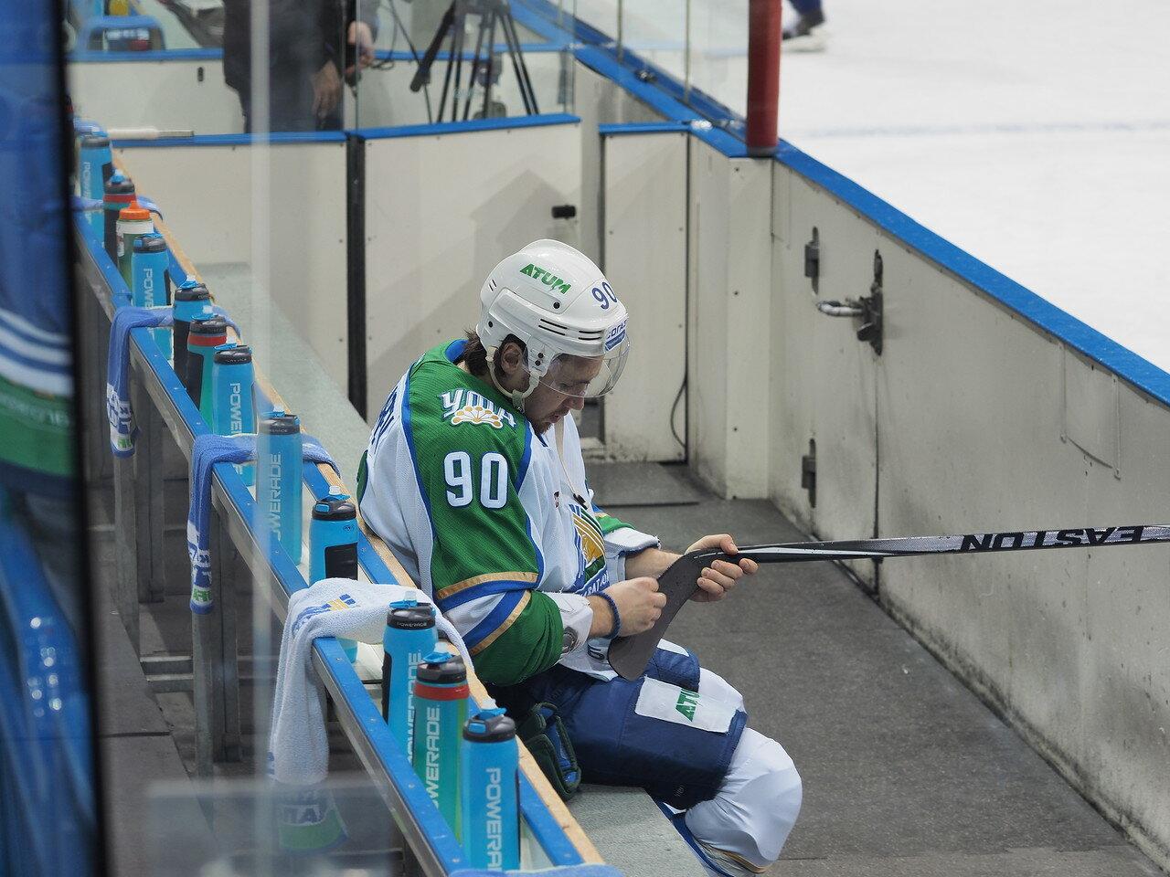 1Плей-офф 2016 Восток Финал Металлург - Салават Юлаев 25.03.2016