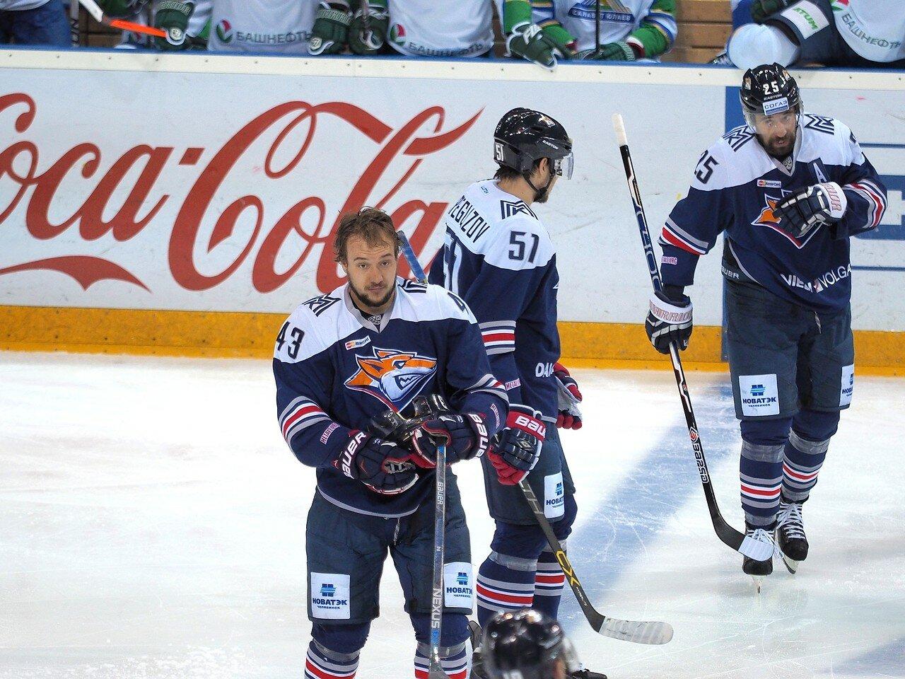 53Плей-офф 2016 Восток Финал Металлург - Салават Юлаев 25.03.2016