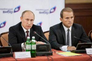 Медведчук = Путин