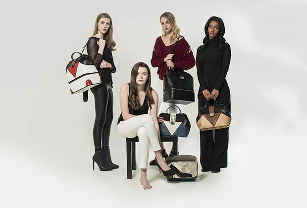 Alles Originals представила дамские сумочки с отсеком для «сменки»