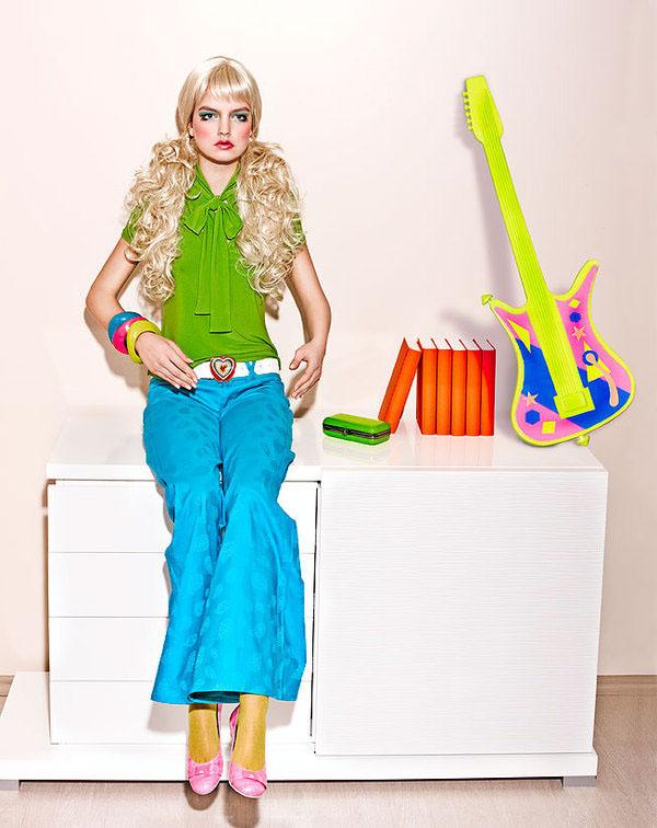 DOLL Fashion for MAXIMUM magazine / Momchil Hristov