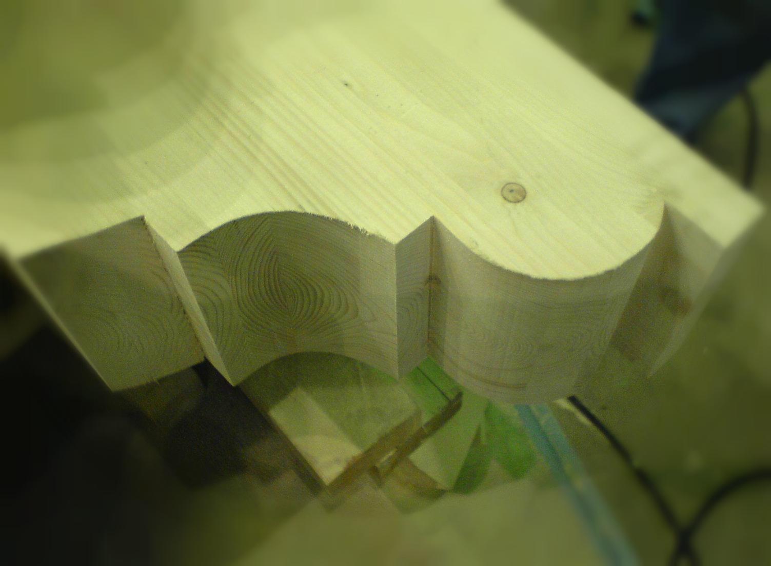 фигурная резка древесины