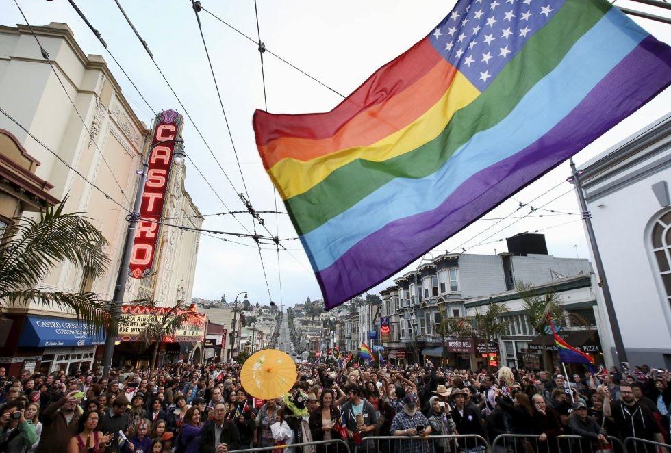 США хотят бороться за легализацию гей браков во всем мире