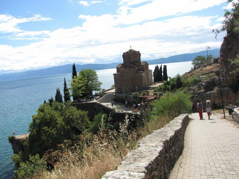 Иоанн Канео, Охрид