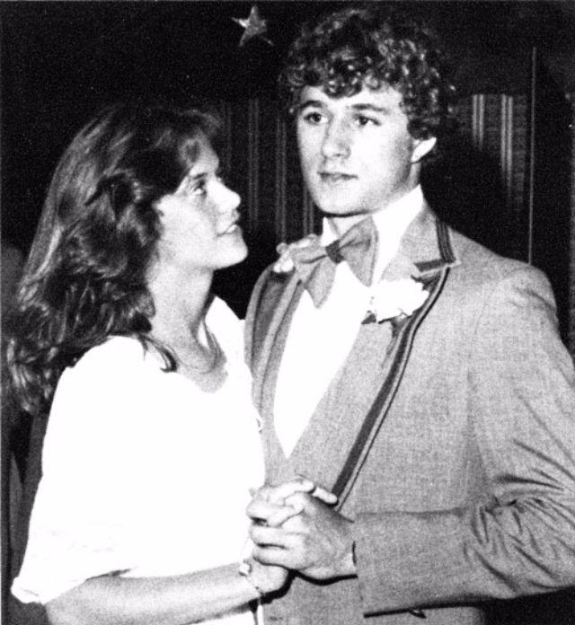 Прежде чем стать звездой романтических комедий, Мег Райан была обычным подростком и носила модную то