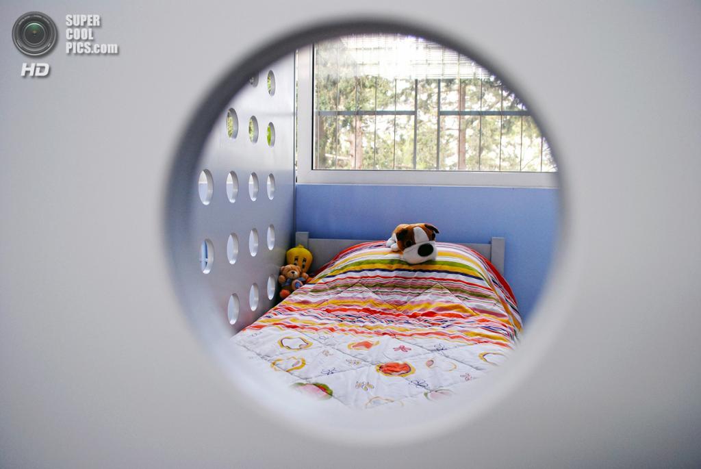 Греция. Вула, Восточная Аттика. Детский реабилитационный центр Big Smile Project 2, спроектирова